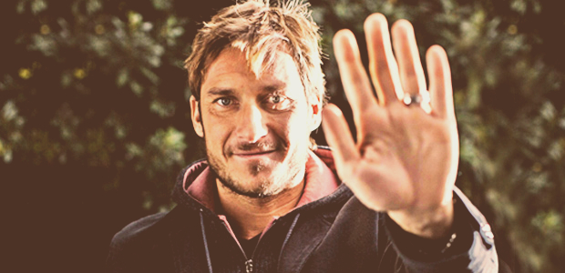 VODAFONE – Facebook marketing with Totti