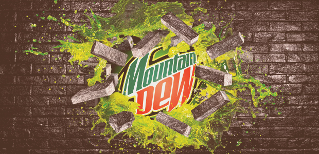 Customer engagement for MOUNTAIN DEW ENERGY